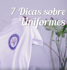7 dicas de como manter o uniforme do seu filho sempre branco e limpo