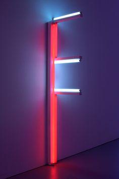 dan flavin artwork | Dan Flavin - Series and Progressions - David Zwirner Gallery - New ...