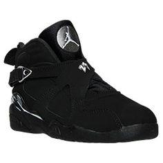 super popular 799ab f55c5 Boys  Preschool Air Jordan Retro 8 Basketball Shoes   Finish Line