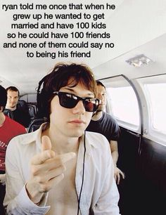 There's so many weird pictures of Ryan Ross on the internet, so I decided to archive them all
