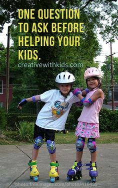 Raising Problem Solvers – The One Question to Ask Before Helping Your Child