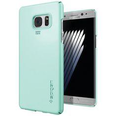 Spigen Thin Fit Case For Samsung Galaxy Note 7 (mint)