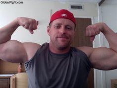 boyfriends big massive arms