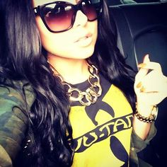 Wu-Tang Clan Ain't Nuthing ta Fuck Wit. #style #wutang #ootd #thuglife #dopegirl