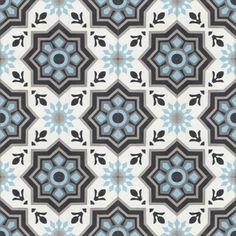 Moroccan Encaustic Cement Pattern Pre Sealed 11a | £ 2.55 20x20