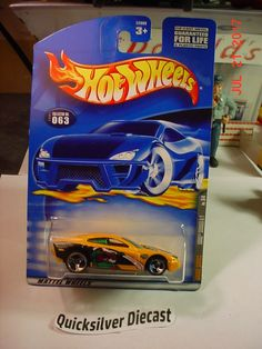 Hot Wheels Dodge Charger R/T Gold 2001 063 BP