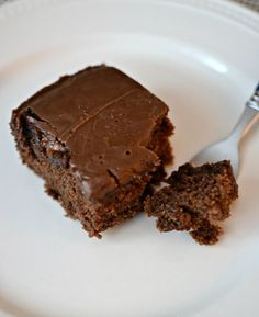 You will love this Copycat Cracker Barrel Coca Cola Cake Recipe if you love the actual coca-cola cake. It's delish and a must try!
