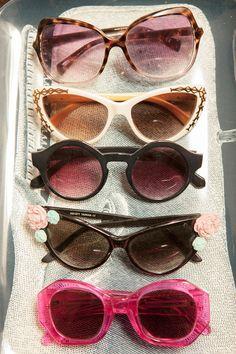 Tour Style Blogger Nicolette Mason's Super Cute Brooklyn Apartment (and her sunglasses!)