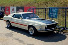 69 Mustang Mach I