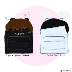Told u it was basically them in bag form credit to artist
