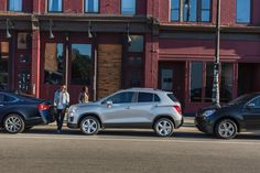 2016 Chevy Trax offers four new exterior colors.