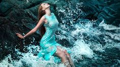 How to Become a Mermaid when You Touch Water – Free Mermaid Spells That Really Work