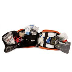 "O.U.R. Jump Kit --great first aid kit on steroids! Also - buy this bag and 10% goes to ""Operation Underground Railroad"" -- an amazing organization that works toward freeing sexual slavery. WOOHOO!!"