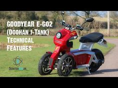 (140) SLUK | Goodyear eGo2 (Doohan iTank) technical features - YouTube