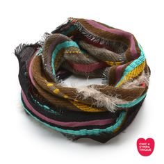 La Laine Snood Multi - Chic Sympathique