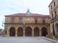 Plaza Mayor de Soria - Audiencia