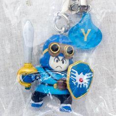 RARE Dragon Quest 2 Character Mascot Strap Prince of Roreshia GAME WARRIOR