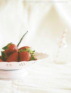 Strawberries (fragole) - Sarah Brunella photography