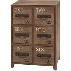 I pinned this Beauvais Chest from the Grove Street Designs event at Joss and Main!