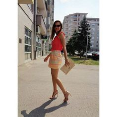 Ootd ✌  #miss_s_design #summer #fashion #handmadebag #croco #bag #madeinBiH #bhproduct #outfit #streetlook #streetstyle #trend #style #trendy #stylish #ootd #lotd #potd #wearityourway