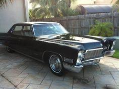 1967 Cadillac Fleetwood Sedan