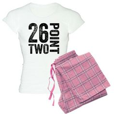 26.2 Marathon Running Motivation Pajamas #running #inspiration