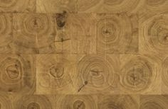 HW2606 Henley Oak End Grain Nature Grade 180mm Engineered Wood Flooring