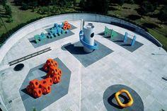 Playground: Isamu Noguchi   Anna Theroux Ling