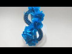 Arco Blue Primaveril Vazado (Luxuoso) - YouTube