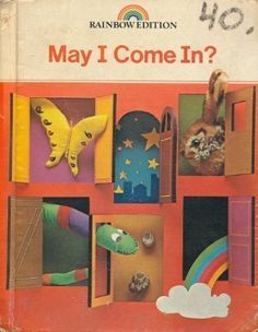 May I Come in (Level 5) by Theodore Clymer, http://www.amazon.com/dp/0663370264/ref=cm_sw_r_pi_dp_lg4isb0WAA8T0