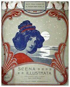Scena Illustrata cover art