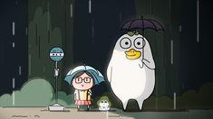 New Wallpaper Iphone, Screen Wallpaper, Duck Illustration, Funny Duck, Little Duck, Cute Doodles, Cute Cartoon, Chibi, Mickey Mouse