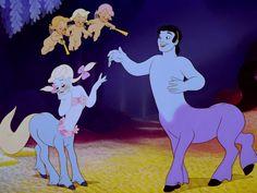 Shy centaurs - Fantasia - disneyscreencaps.com