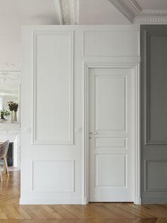 Visite d'un appartement de 110 m2 en plein Marais (4)