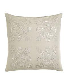"""Imperia Pillow, 22""""Sq."""