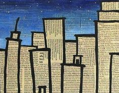 CITYSCAPES, Hilary Emerson LAY artist
