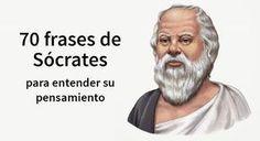 Estas 70 frases de Sócrates te permitirán conocer valiosas reflexiones sobre su pensamiento filosófico y, por extensión, el de los grandes pensadores griegos.