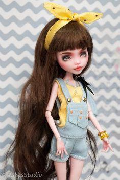 Monster High Art, Monster High Clothes, Monster High Custom, Monster High Repaint, Anime Dolls, Ooak Dolls, Pokemon Dolls, Ugly Dolls, Unique Toys