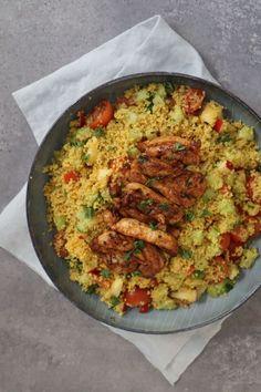 Libanese Tabouleh #zonder pakjes en zakjes! Lebanese Recipes, Asian Recipes, Healthy Recipes, Ethnic Recipes, Lebanese Tabbouleh, Low Carp, Savory Pastry, Tasty, Yummy Food
