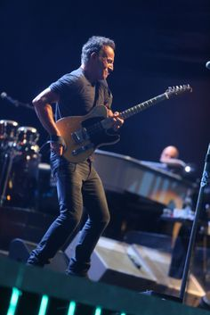 Photographer Jo Lopez shares pictures from Bruce & The E Street Band's  second night in Hunter Valley, Australia on February 23, 2014.