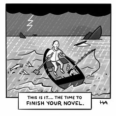 Mental Health Memes, The Art Of Storytelling, New Yorker Cartoons, Chapter One, Writing Quotes, The New Yorker, Funny Cartoons, Satire, Great Artists