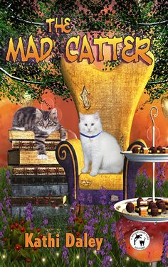 The Mad Catter - Book 2 in the popular Whales and Tails Cozy Mystery Series -     Discounted to $.99 Kindle 2/21/15 - 2/27/15  Regular Price $2.99