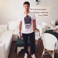 Mariano Di Vaio's Album: MILAN FASHION WEEK MEN Spring/Summer 2016 (Day 1)