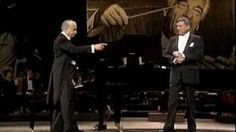 Victor Borge's Autumn Leaves, via YouTube.