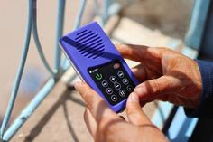 URIDU fights poverty & empowers rural illiterate women with solar powered MP3 players