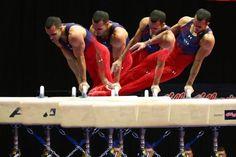 2016 Men's Gymnastics Olympic Trials - Day 1 | Danell Leyva, el representante de Miami en los JJOO de Río - Yahoo Deportes