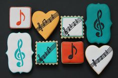 Music cookies | Cookie Connection