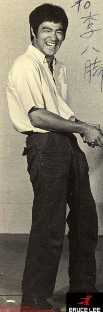 Bruce Lee one of my favorites! JjS