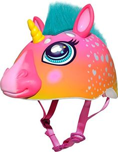 Super Rainbow Unicorn Helmet (3+) C-Preme http://www.amazon.com/dp/B00IJYE58W/ref=cm_sw_r_pi_dp_z0qgub1HER0VA