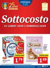 """VolantinoFacile - Volantino lidl """"Sottocosto"""" dal 18 al 24 settembre. - Pagina 10-11"""